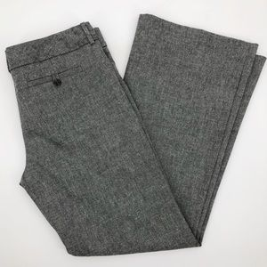 The Limited Wool Drew Fit Dress Pants Lined Gray